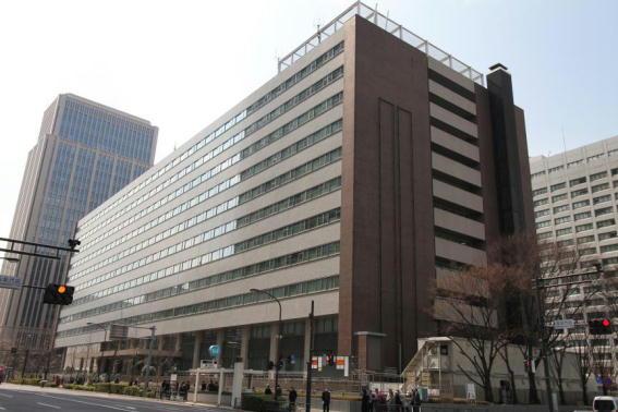 保安院が入っていた経産省別館(出典:国土交通省のHP)