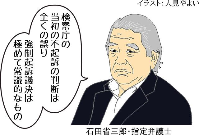 石田省三郎指定弁護士