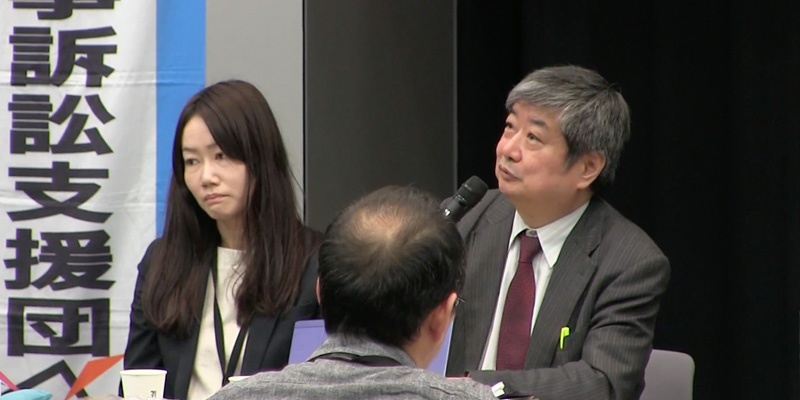 土木調査グループGM(部長)酒井俊朗氏の証言のポイント:海渡雄一 ...